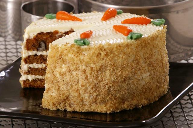Receita de Carrot Cake - Receita de Carrot Cake