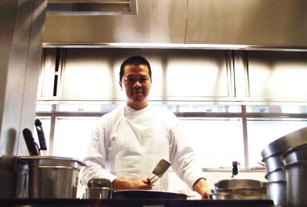 76 - Ser chef de cozinha exige coragem