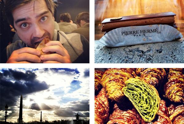 Lucas Corazza Home - Rota da Confeitaria em Paris
