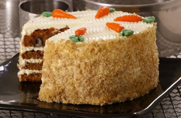 Receitas para Semana Santa e Pascoa  Carrot Cake - 25 receitas para Semana Santa e Páscoa