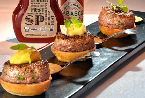 ChefRouge Burger Trois Sauce Home - Molhos para Hambúrguer