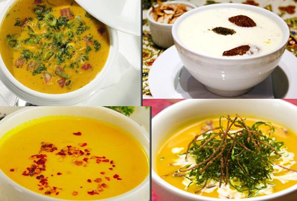 Sopas Diferentes - Receitas de sopas diferentes