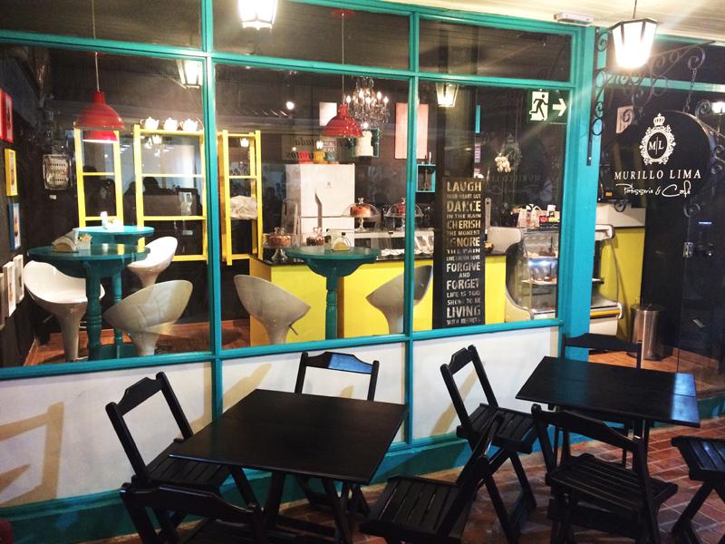 Murillo Lima Patisserie e Cafe loja - Murillo Lima Patisserie e Café