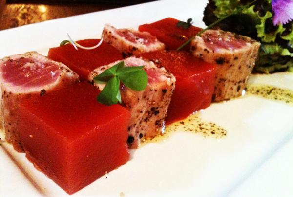 Receitas Especiais para o Dia dos Pais Xadrez atum e gelatina de blood mary Home - Receitas Especiais para o Dia dos Pais