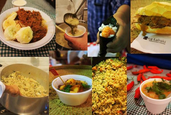 Salgados - Arraial Gastronômico do Projeto Buscapé
