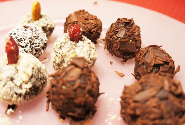 Brigadeiro1 Home - Receita de Brigadeiro sem lactose