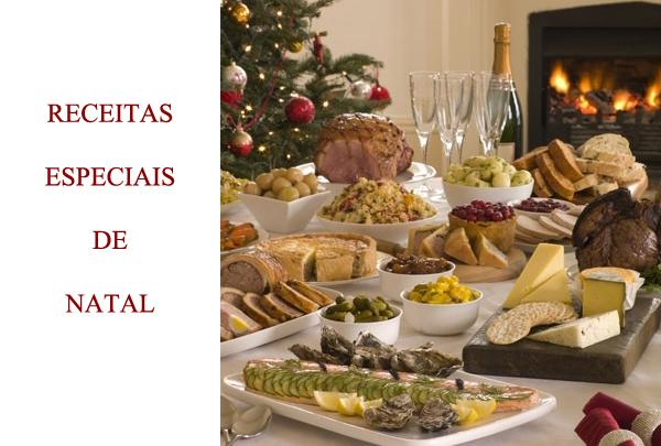 Receitas - Receitas Especiais para o Natal