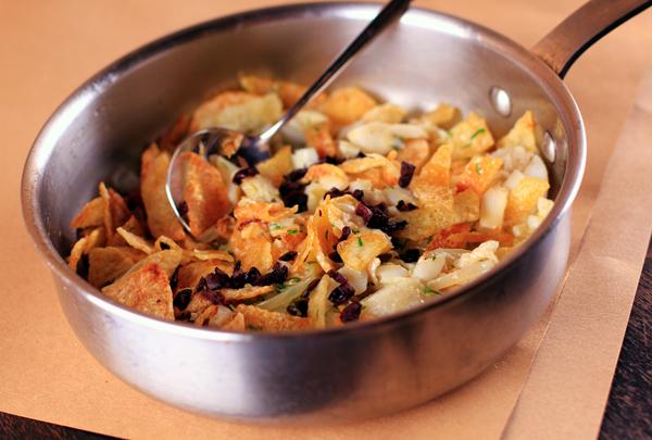 Receitas de Bacalhau  Bacalhau a Braz Tasca da Esquina 1 - 20 Receitas de Bacalhau