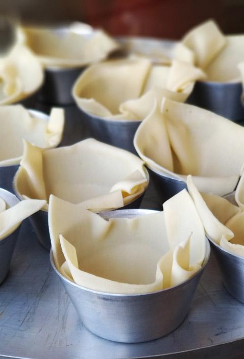 Receitas de Bacalhau  Cestinha de bacalhau - 20 Receitas de Bacalhau