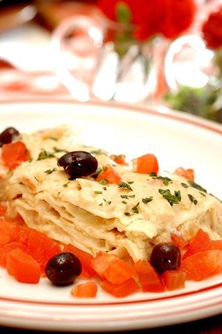 Receitas de Bacalhau  Lasanha de Bacalhau - 20 Receitas de Bacalhau