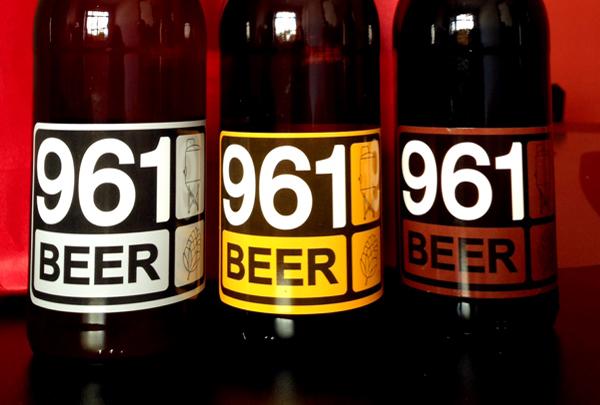 961 Beer foto Cuecas na Cozinha home - 961 Beer: cerveja artesanal do Líbano