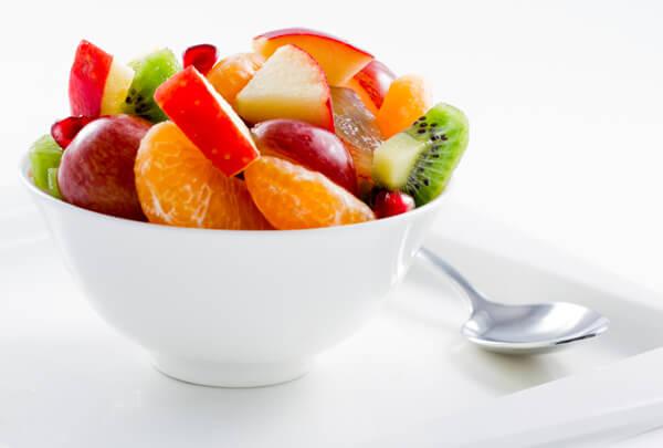 salada de frutas com azeite - Salada de Frutas com Azeite