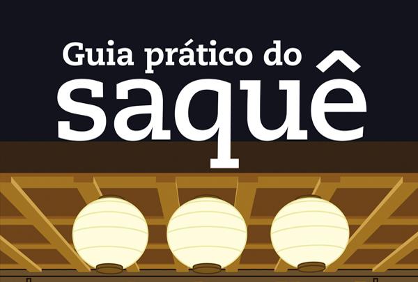 Capa Guia Sake Home - Saquê para Principiantes