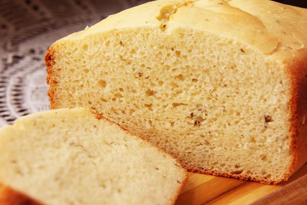 Receita fácil de Pão sem Glúten - Receita fácil de Pão sem Glúten