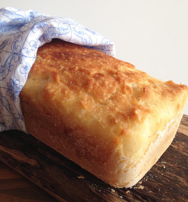 Receita facil de pao sem gluten - Receita fácil de Pão sem Glúten