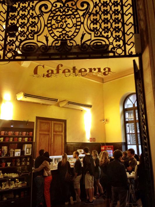 Melhores Cafés do Brasil  Cafeteria do Museu - Melhores Cafeterias do Brasil