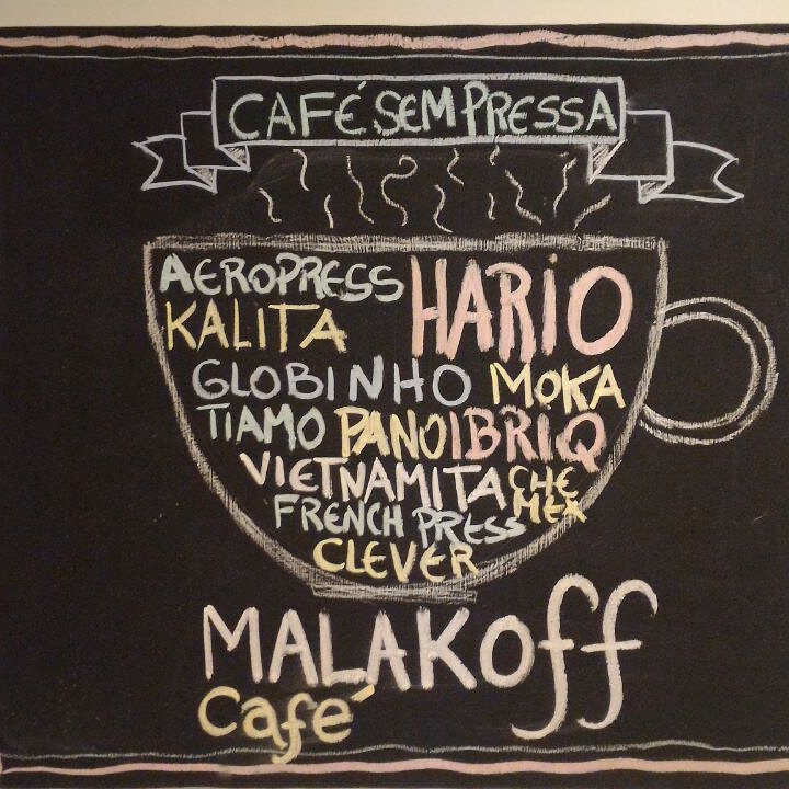 Melhores Cafeterias do Brasil  Malakoff Café - Melhores Cafeterias do Brasil