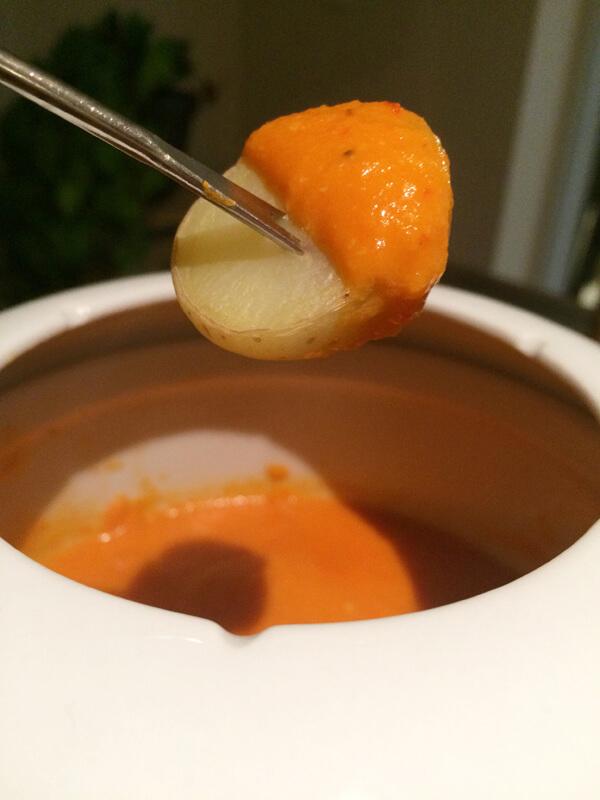 Fondue de Tomate _foto Cuecas na Cozinha