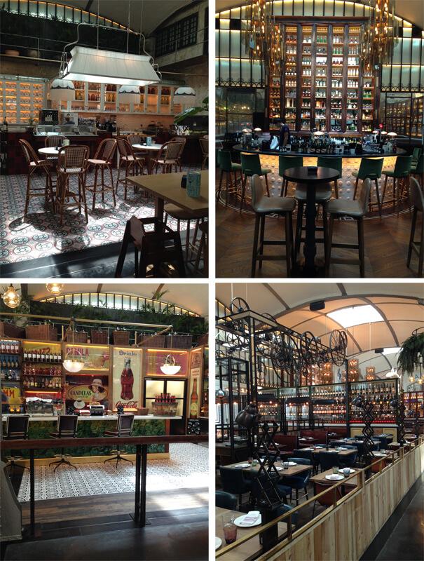 Barcelona El Nacional foto Cuecas na Cozinha - Anuncie