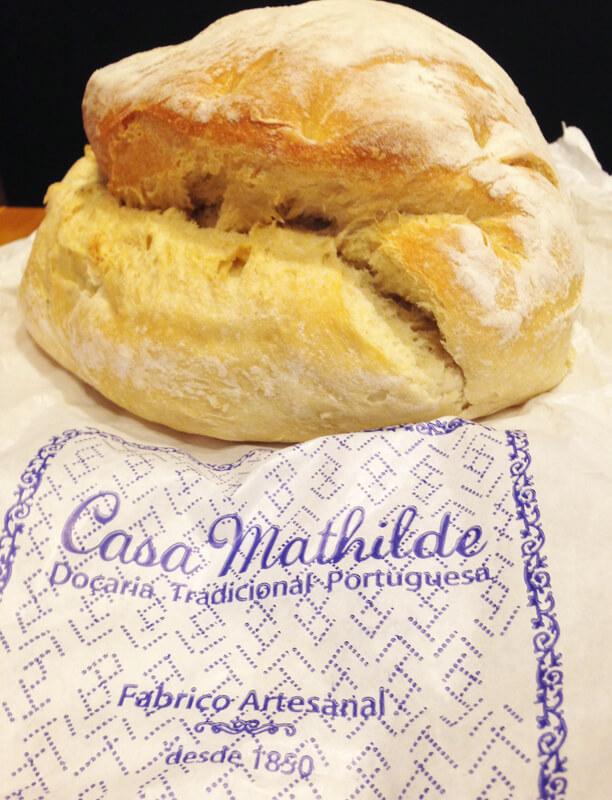 Casa Mathilde Pão Alentejano foto Cuecas na Cozinha - Casa Mathilde