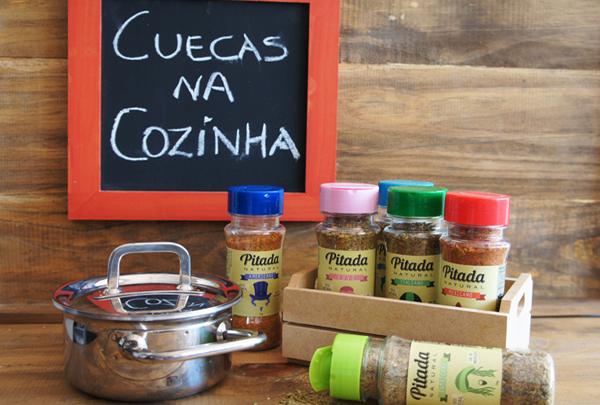 Pitada Natural foto Cuecas na Cozinha home - Pitada Natural