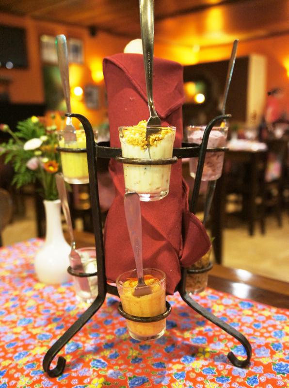 Donna Pinha Couvert foto Cuecas na Cozinha - Restaurante Donna Pinha