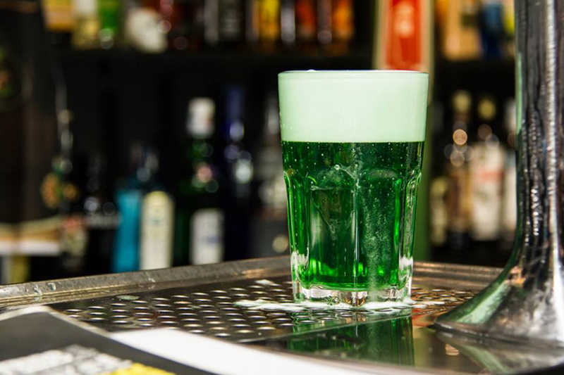 chope verde goodfellas - St Patrick's Week