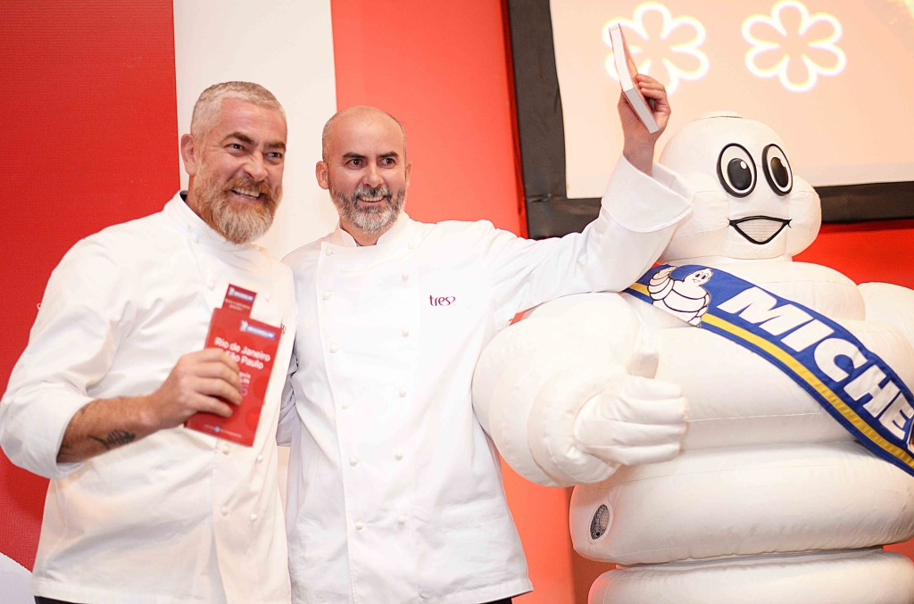 Alex Atala e Giovane Carneiro 03 1024x677 - Guia Michelin 2016
