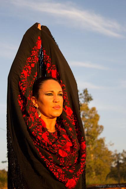 La Feria bailaora flamenca Rosa Jimenez - La Feria – gastronomia e cultura espanhola