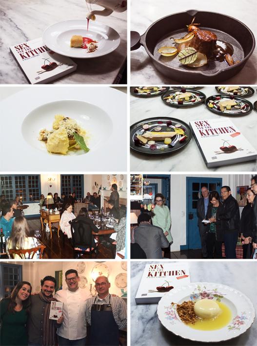 Experiencia Gastronomica  Provence Cottage - Experiência Gastronômica
