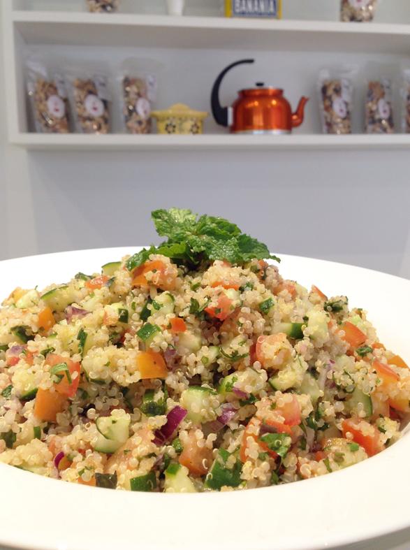 Petit Comité _tabule de quinoa_foto Cuecas na Cozinha