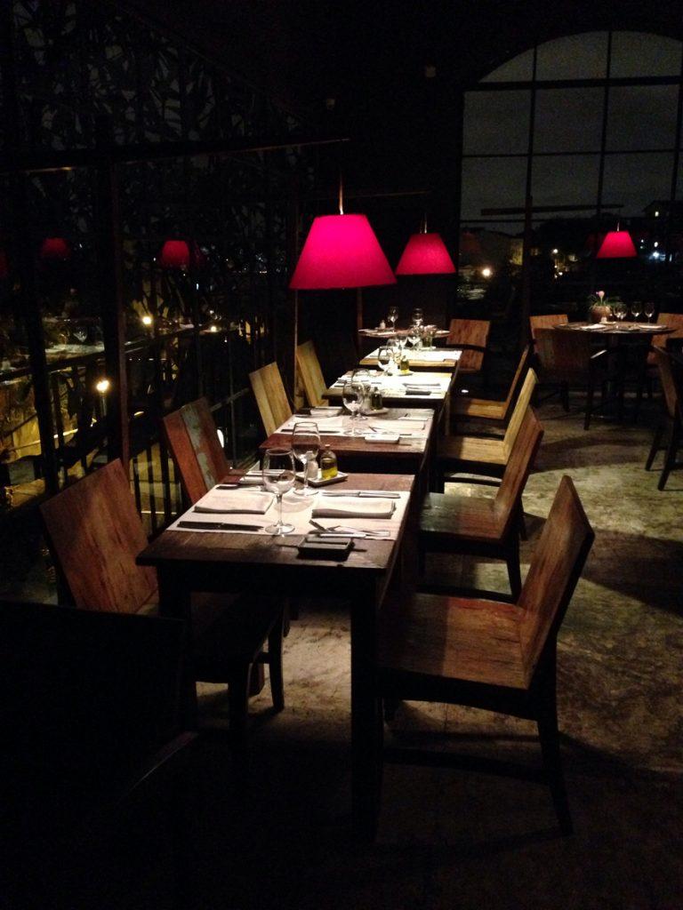 Restaurante Tereze 768x1024 - Hotel Santa Teresa - restaurante Térèze