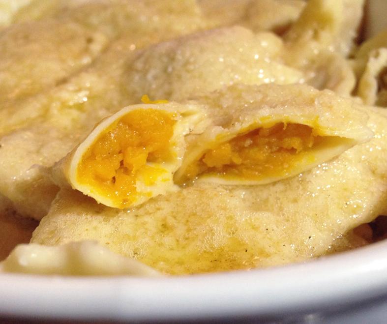 São Roque _Stefano Restaurante _Tortei di zucca_foto Cuecas na Cozinha