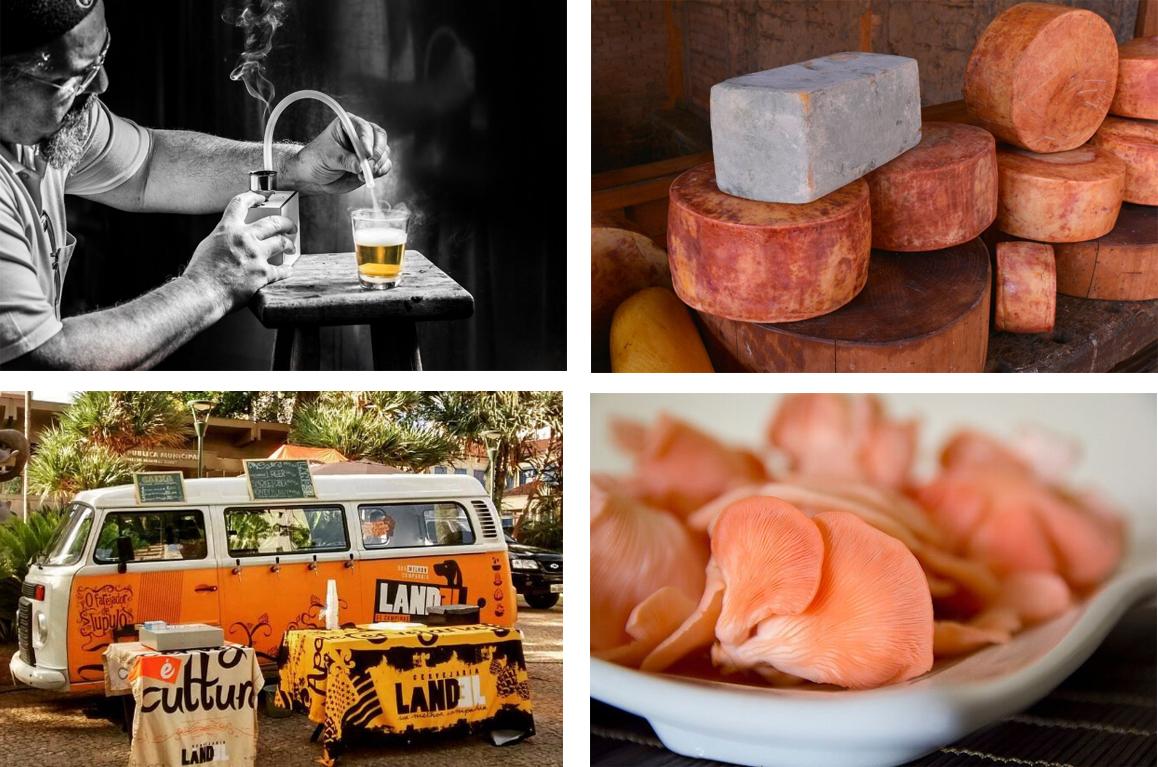 Feira dos Produtores - Festival Sabores da Terra - Gastronômico e Itinerante