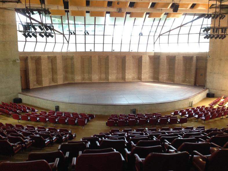 O que fazer em Campos do Jordão  Auditorio Claudio Santoro - O que fazer em Campos do Jordão