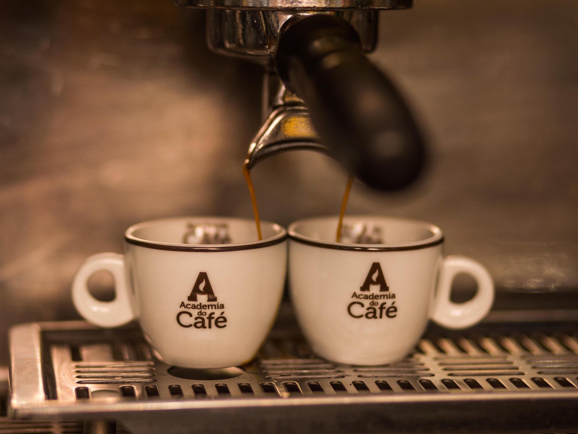 Coffee Week Brasil  Academia do Cafe BeloHorizonte Promoção 1 Espresso duplo Pão na chapa – R890 - Coffee Week Brasil 2016