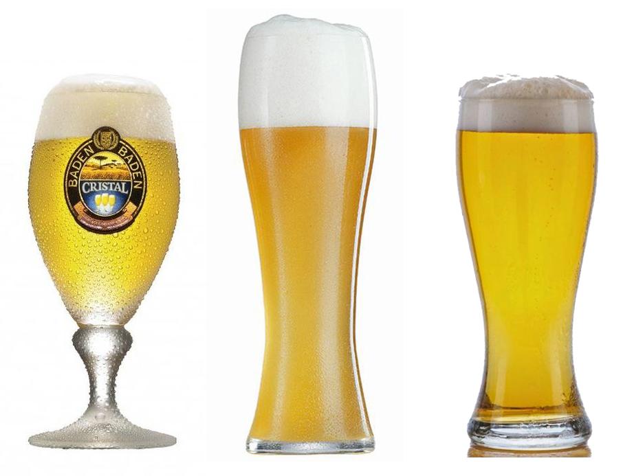 Como Montar um Bar de Cervejas em Casa  copos - Como Montar um Bar de Cervejas em Casa