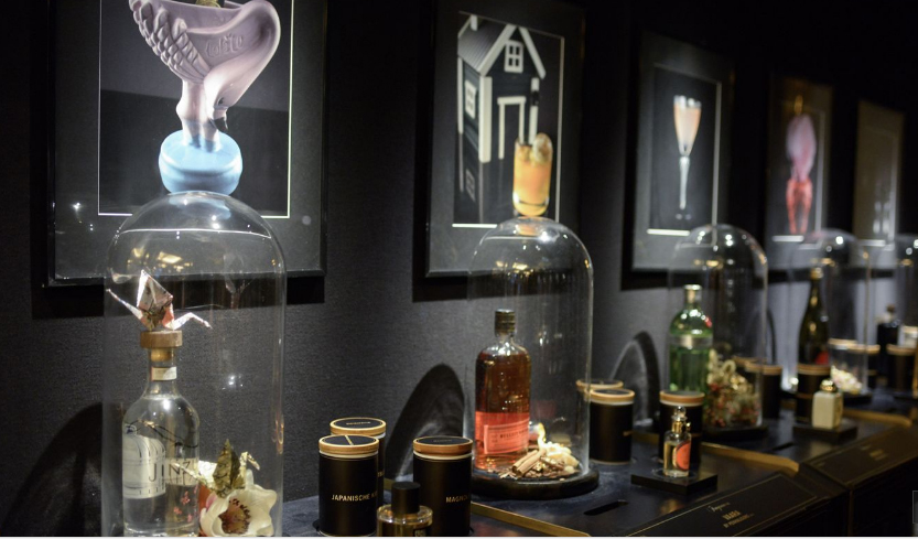 Futuro da Coquetelaria  Fragrances do The Ritz Carlton  - Futuro da Coquetelaria