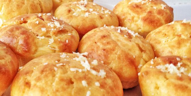 Receita de muffin salgado  Cuecas na Cozinha1 - Receita de muffin salgado