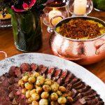 Dicas para Ceia de Ano Novo  file mignon com molho de mostarda a lAncienne e batatinhas provencais 4 150x150 - Receita de Bacalhau ao forno