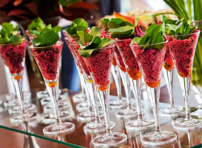 Dicas para Ceia de Ano Novo  salada de polvo e lula com couscous marroquino - Dicas para Ceia de Ano Novo