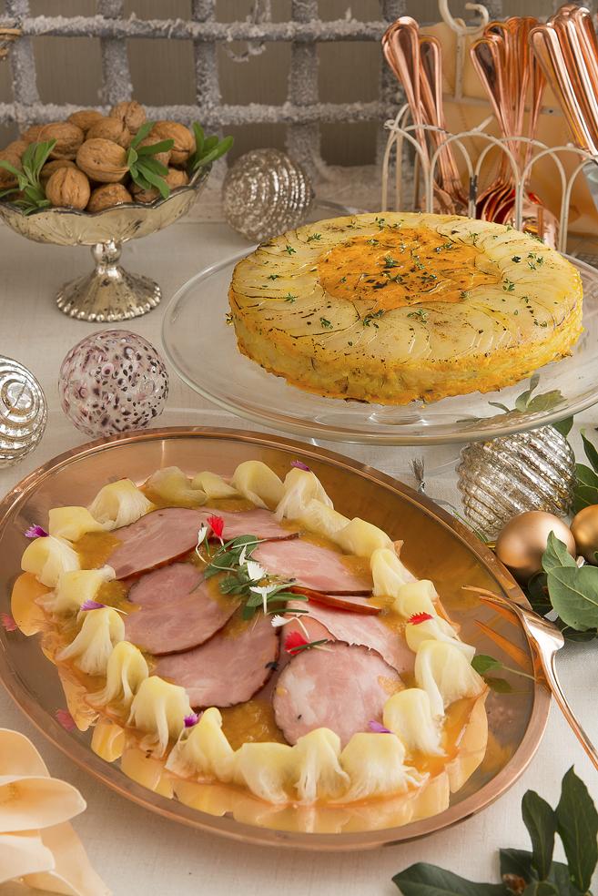 Dicas para a Ceia de Natal  Tender assado ao chutney de cidra e abacaxi 1 - Dicas para Ceia de Natal