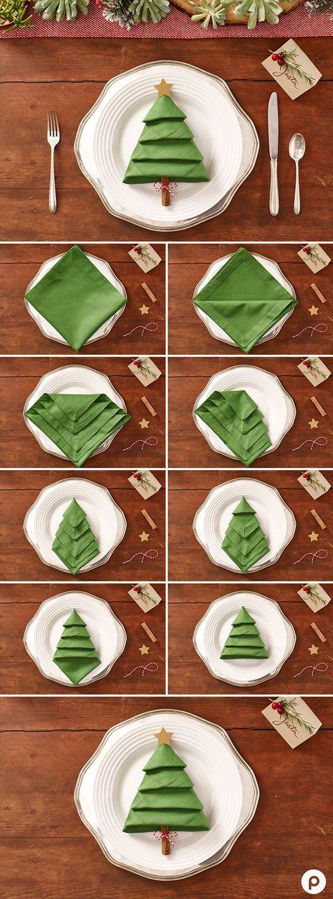 Ideias para decorar a casa e mesa para o Natal 01 A - Ideias para decorar a casa e mesa para o Natal