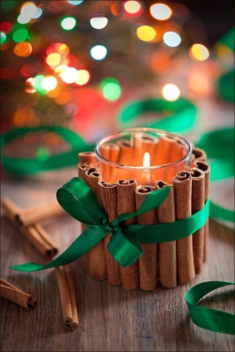 Ideias para decorar a casa e mesa para o Natal 04 A - Ideias para decorar a casa e mesa para o Natal