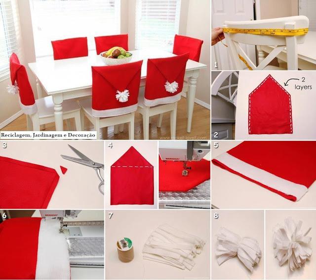 Ideias para decorar a casa e mesa para o Natal 06 B - Ideias para decorar a casa e mesa para o Natal