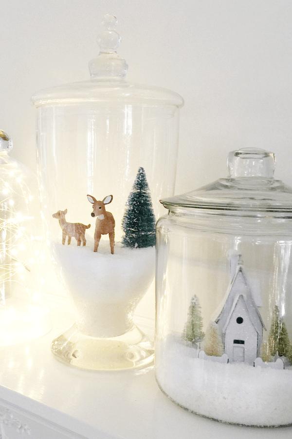 Ideias para decorar a casa e mesa para o Natal 07 - Ideias para decorar a casa e mesa para o Natal