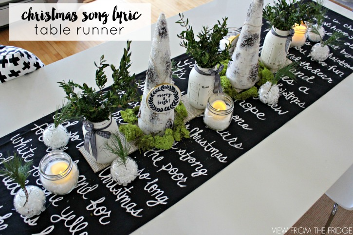 Ideias para decorar a casa e mesa para o Natal 11 A - Ideias para decorar a casa e mesa para o Natal