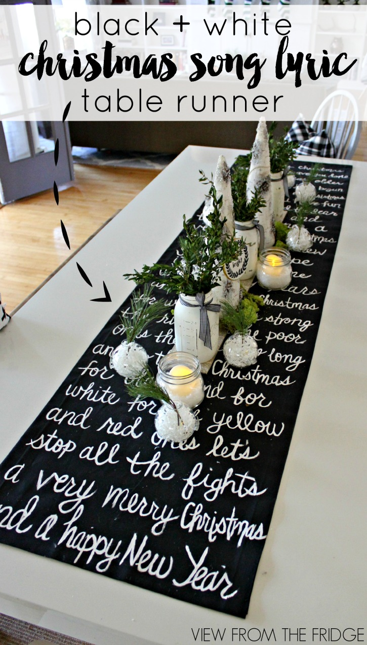 Ideias para decorar a casa e mesa para o Natal 11 B - Ideias para decorar a casa e mesa para o Natal