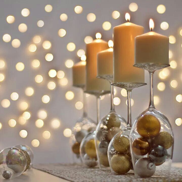 Ideias para decorar casa e mesa para o Ano Novo  03 - Ideias para decorar casa e mesa para o Ano Novo