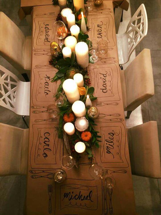 Ideias para decorar casa e mesa para o Ano Novo  09 - Ideias para decorar casa e mesa para o Ano Novo